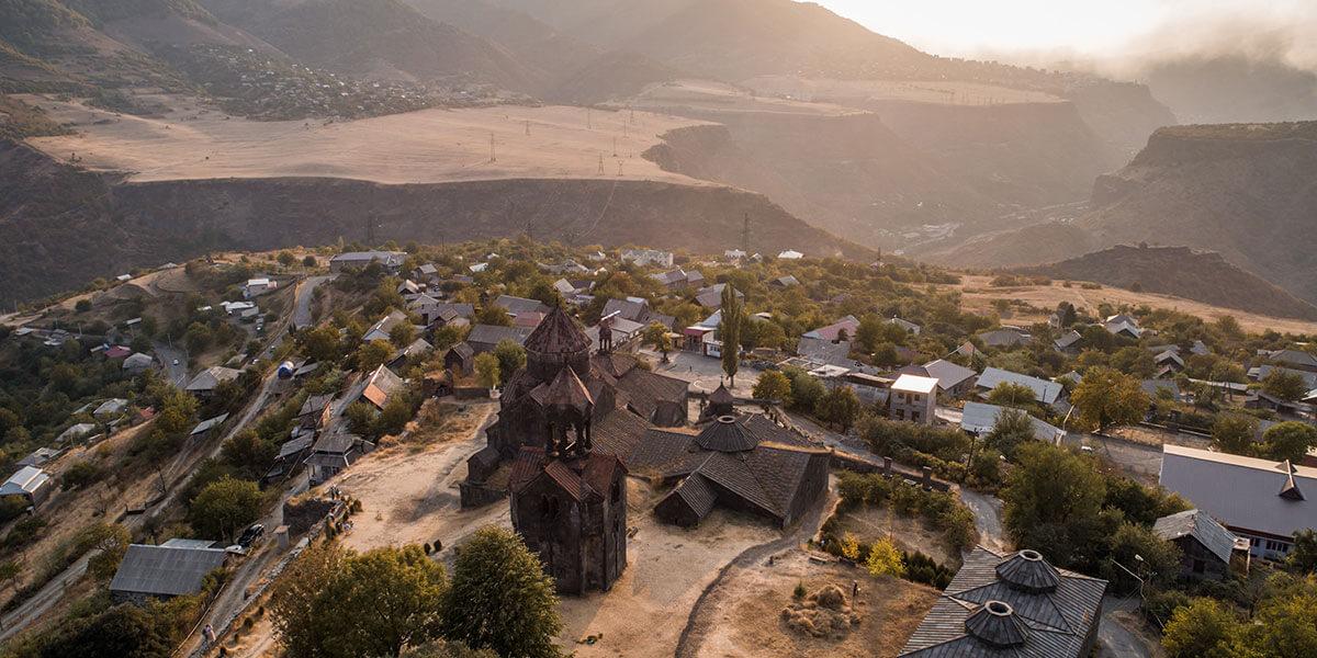 180日間ノービザで滞在できる国|アルメニア