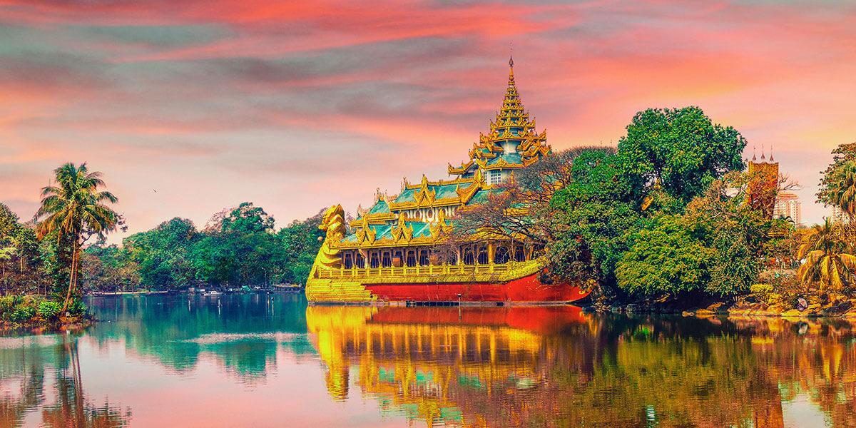 生活費や物価が安く、日本から近い国|タイ