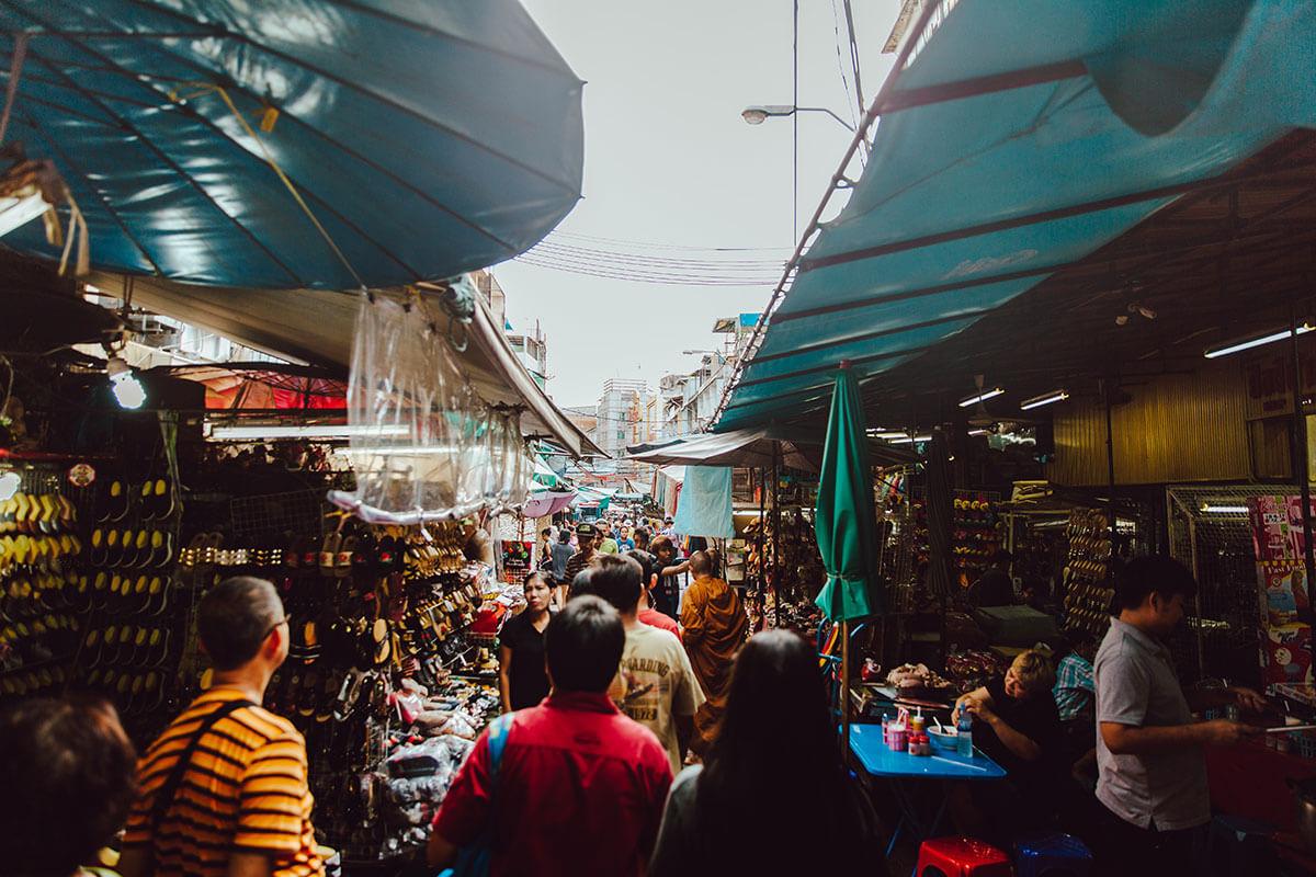 タイ長期滞在のおすすめ手順