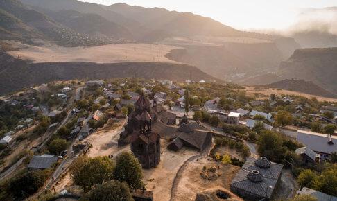 ノービザで6ヶ月滞在可「アルメニア」フリーランスが海外移住しやすい国